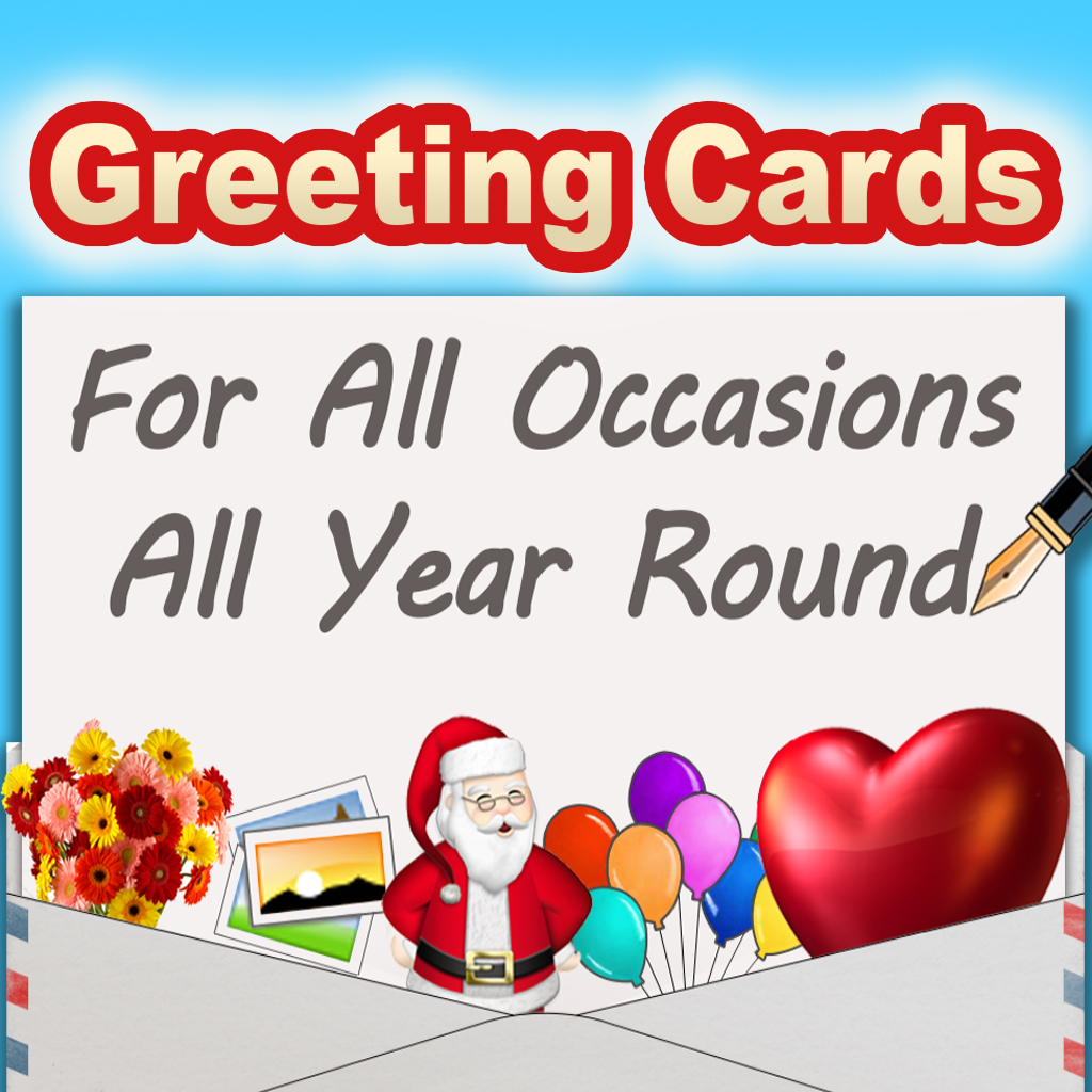 Free Greeting Cards For IPhone IPad